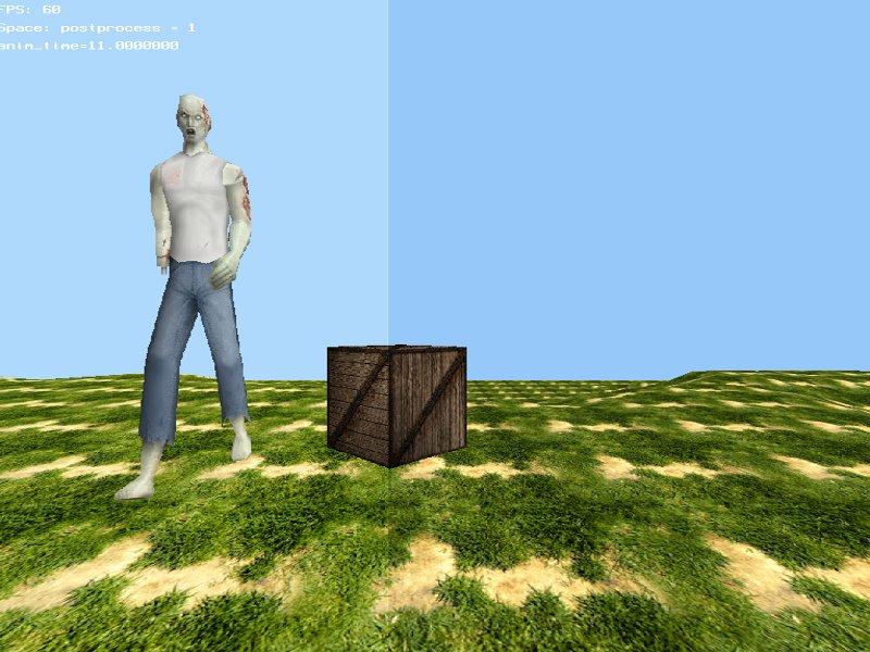 OpenB3D Uncharted Tonemap