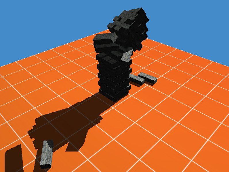 BlitzCoder.org - Flow3D Jenga Demo