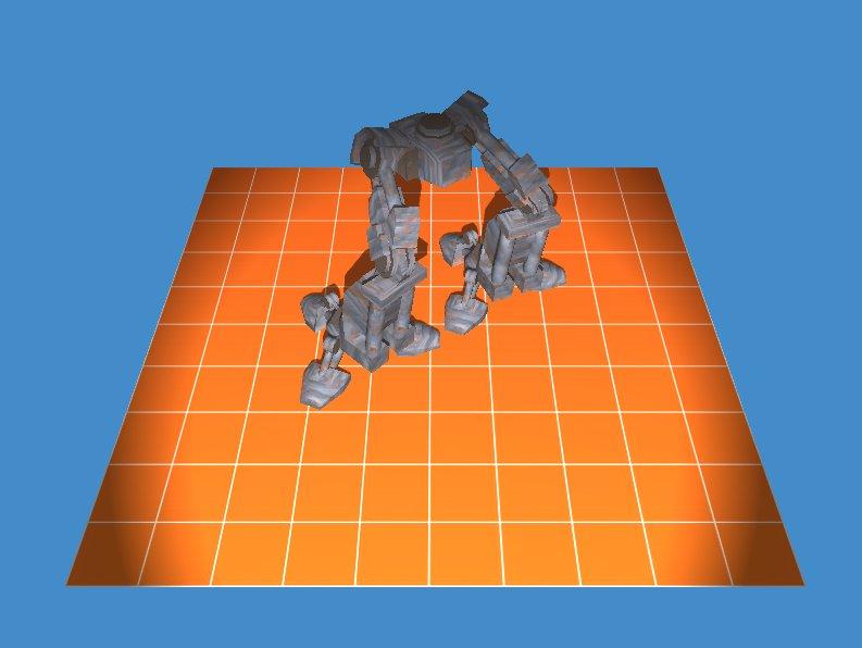 BlitzCoder.org - Flow3D Soft Shadows Demo